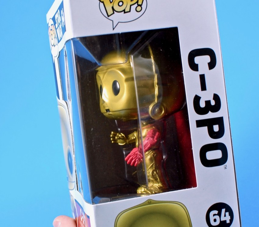 Star Wars C-3PO POP figure
