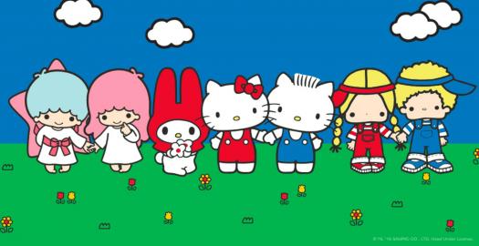 Sanrio Small Gift Crate March 2017 Spoiler #1!