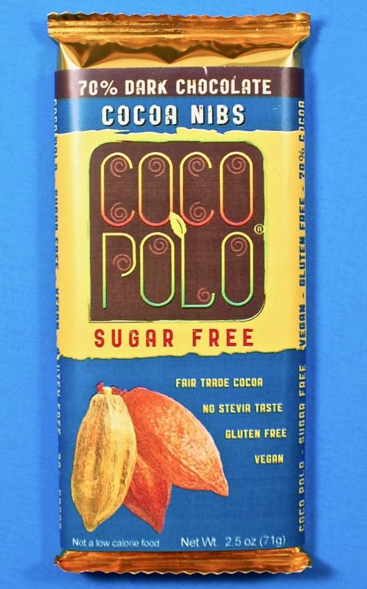 Coco Polo cocoa nibs