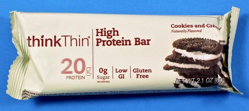 ThinkThin protein bar