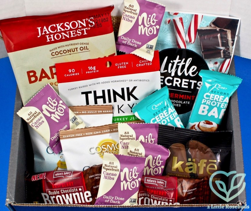 SnackSack February 2017 Subscription Box Review & Coupon Code