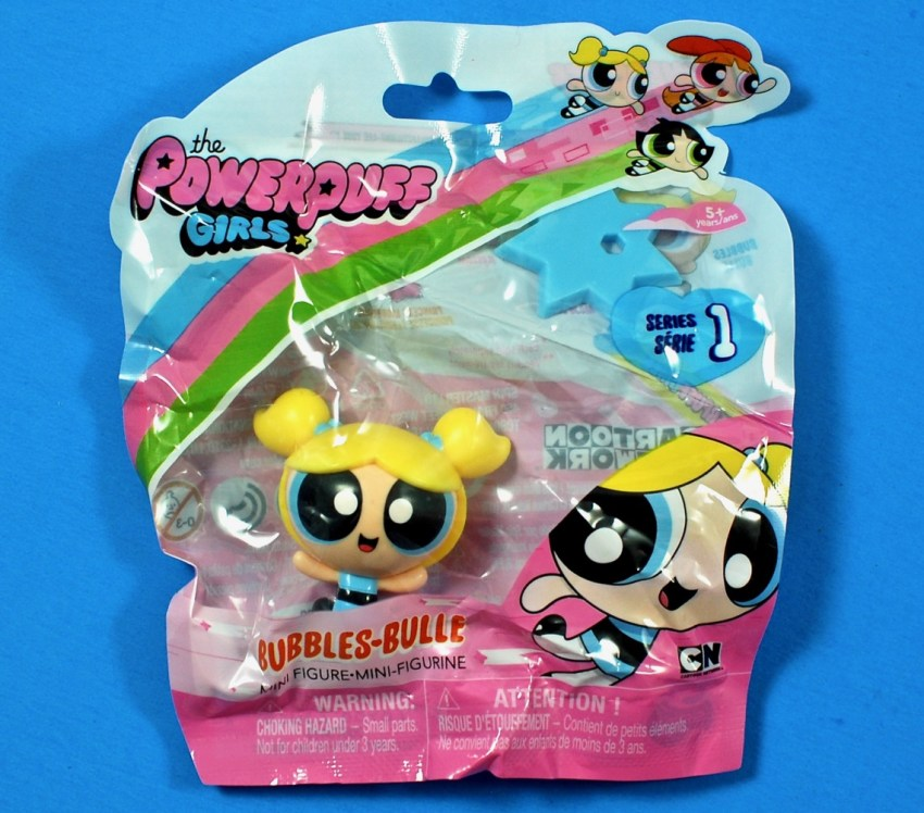 Powerpuff Girls surprise egg