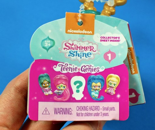 Shimmer & Shine blind bottle