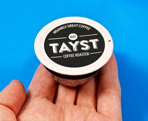 Tayst coffee pod