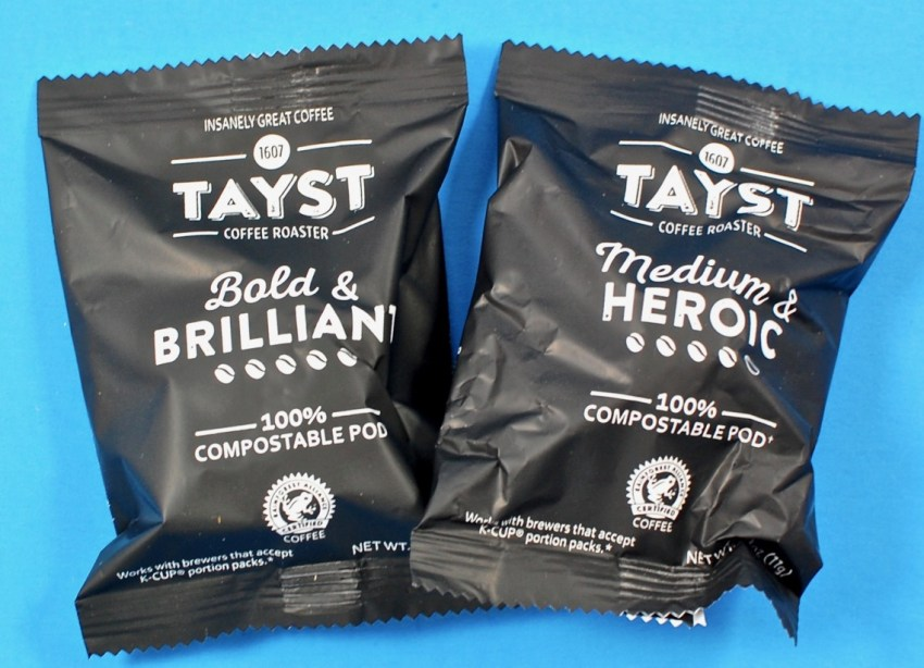Tayst coffee subscription