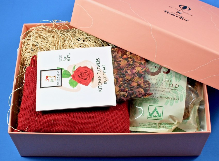 Try the World Amour box review
