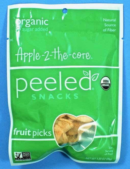 Peeled Snacks apples