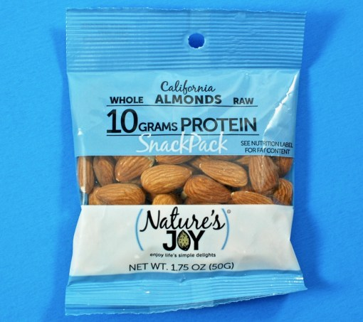 Nature's Joy almonds