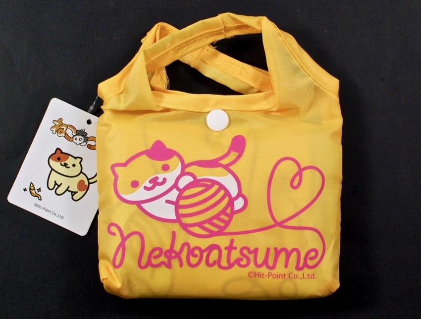 Neko Atsume reusable shopping bag