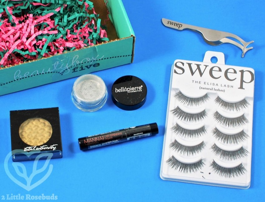 Beauty Box 5 March 2017 Subscription Box Review & FREE Eyeliner