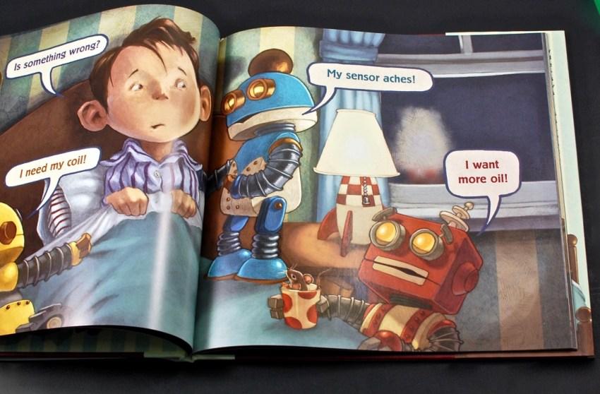 Beep! Beep! Go to Sleep book