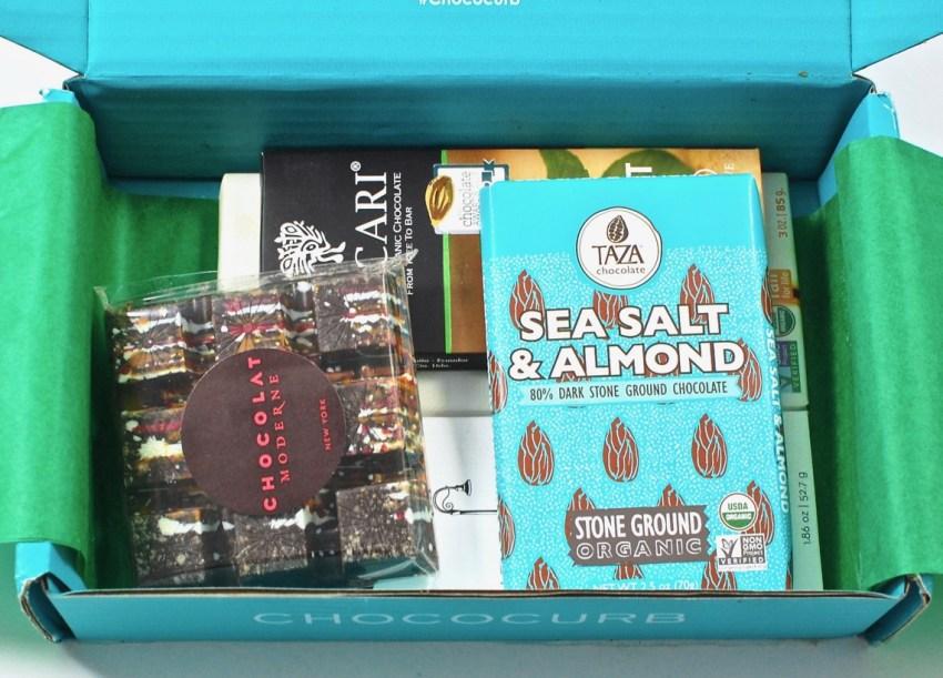 chocolate subscription box