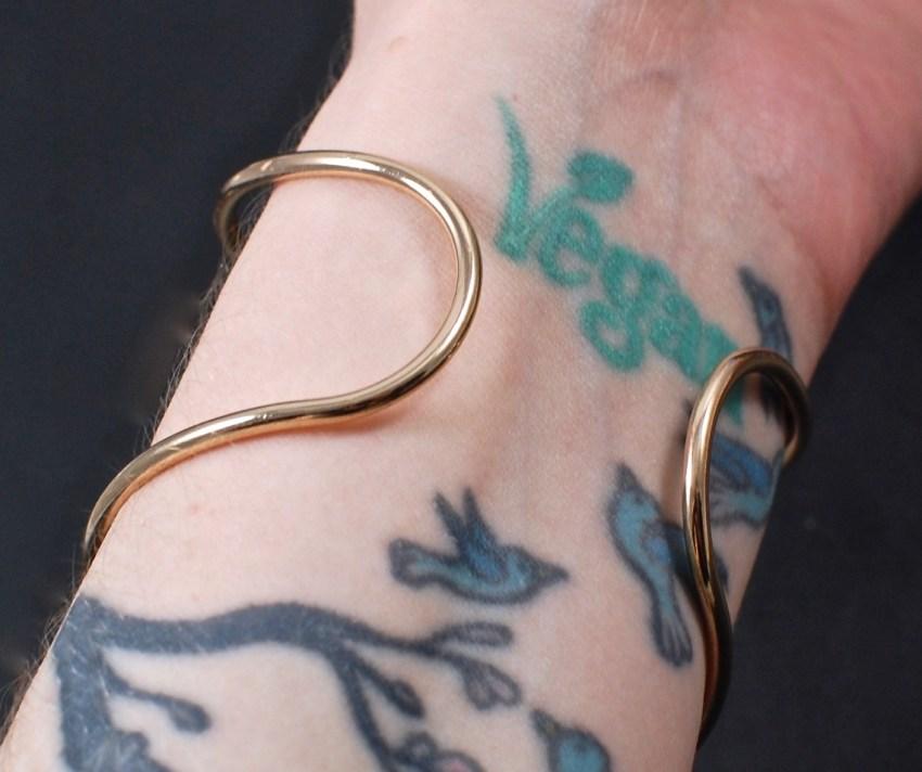 FabFitFun cage bracelet