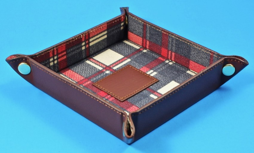 Gentleman's Box accessory tray