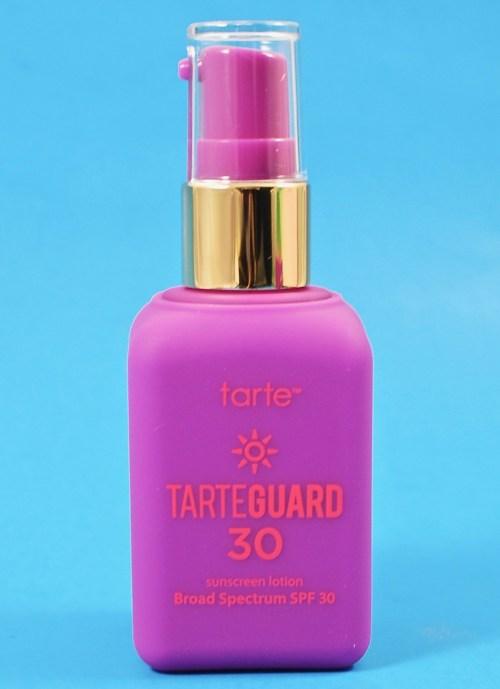 Tarte sunscreen