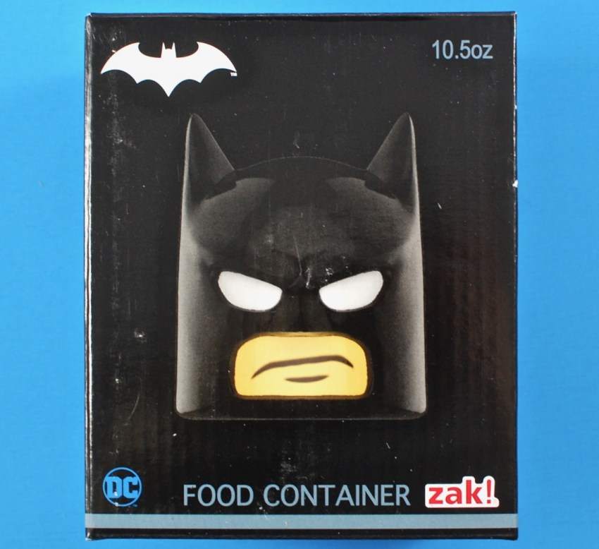 Loot Crate Batman Food Container