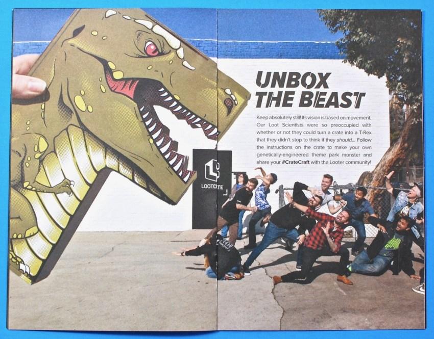 Loot Crate box art