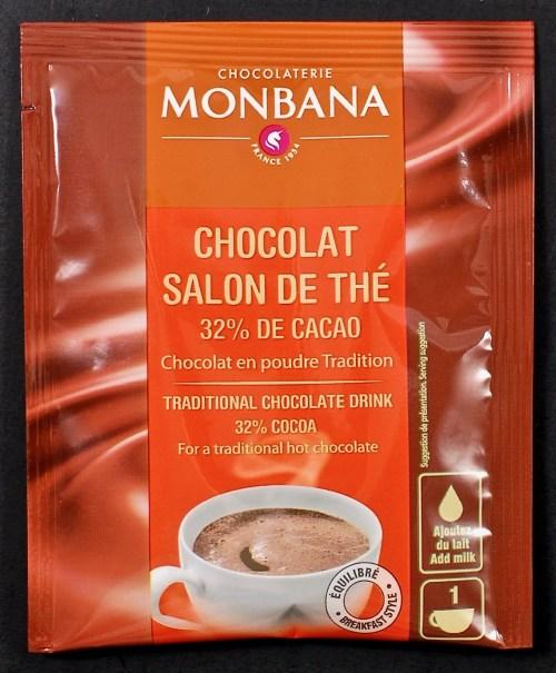 Monbana hot chocolate