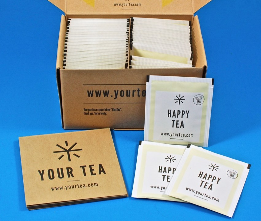 Your Tea Happy Tea