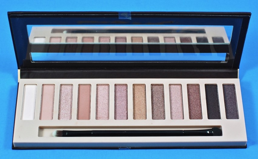 Bellapierre Go Natural Eye Palette