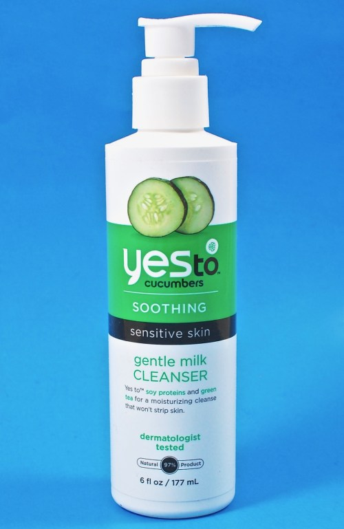 Yes to Carrots cleanser