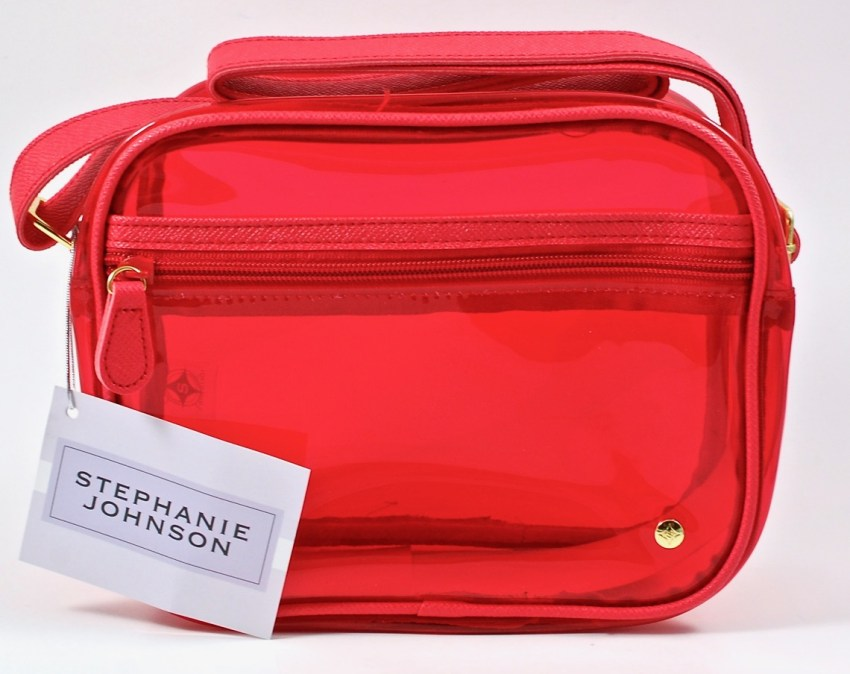 Stephanie Johnson camera bag