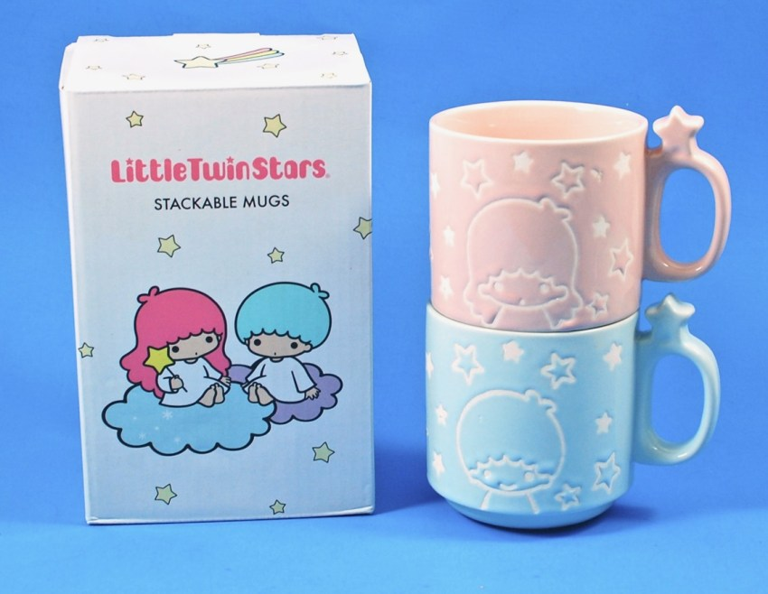 Little Twin Stars mug set