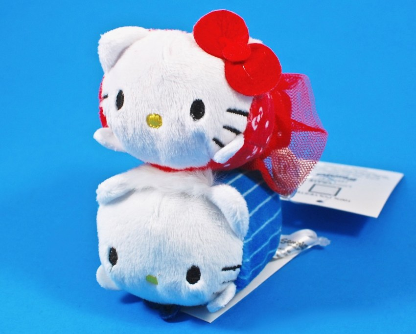 Dear Daniel Hello Kitty Sanrio Crate plush