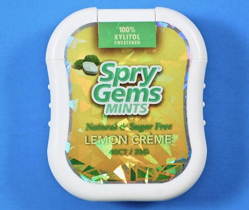 Spry Gems mints