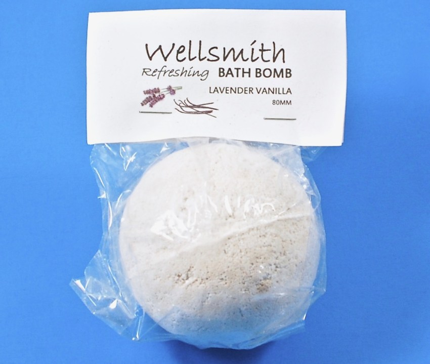 Wellsmith bath bomb