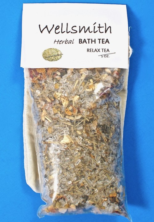 Wellsmith bath tea