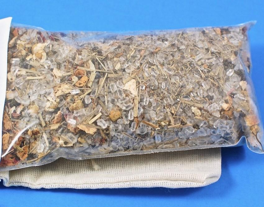 Wellsmith bath tea
