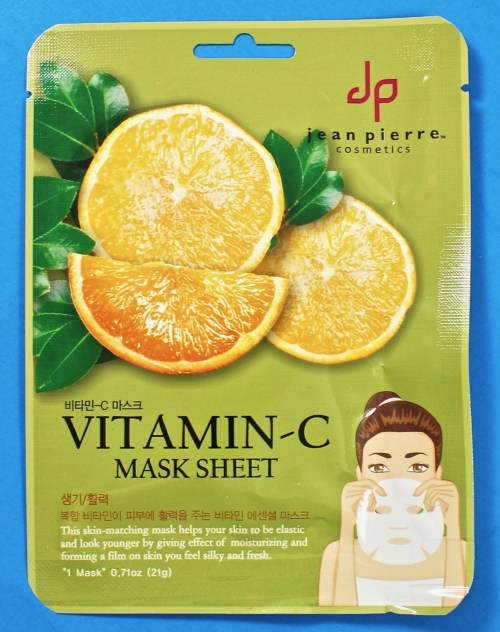 Jean Pierre Vitamin C mask
