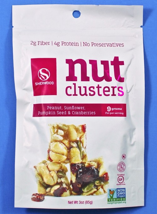 Nut Clusters