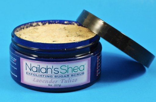 Nailah's Shea scrub