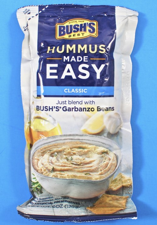 Bush's Hummus to go