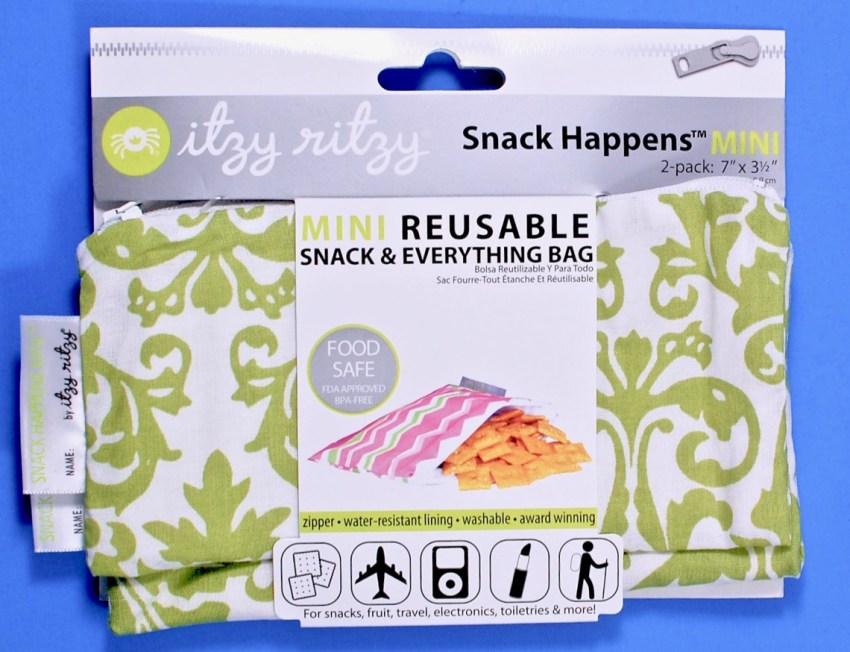 Itzy Ritzy snack bags