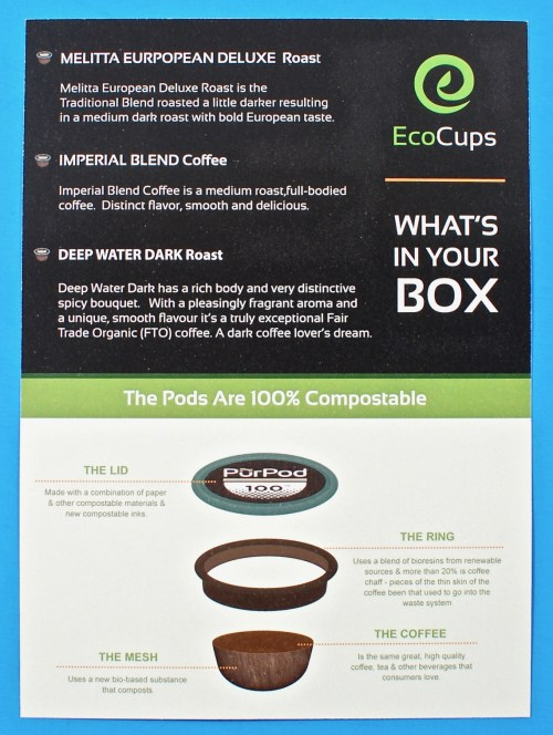 March 2017 Eco Cups review