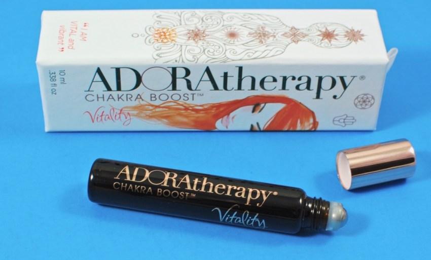 Adoratherapy chakra boost