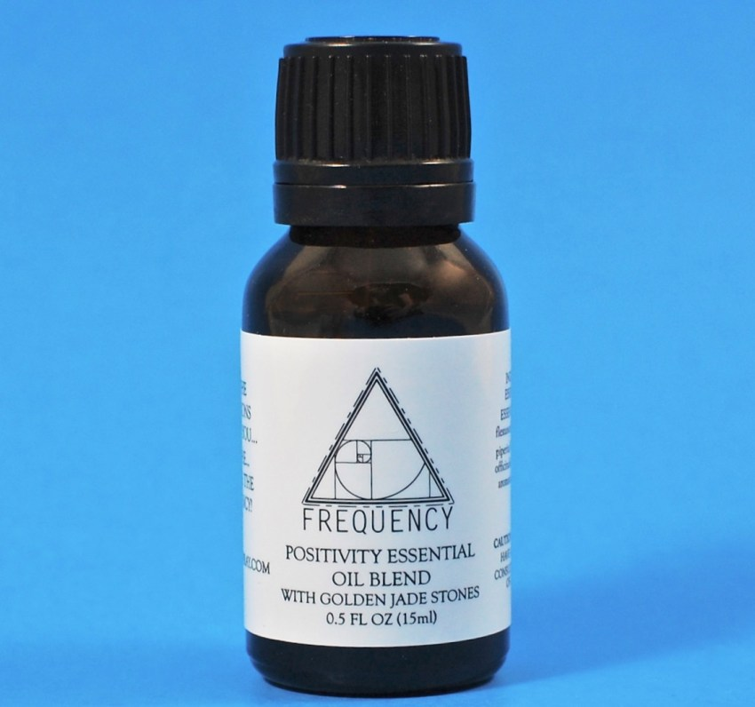 frequency sprays essential oil