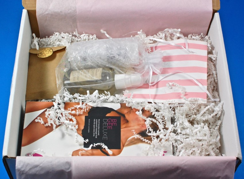 Heart and Honey box review