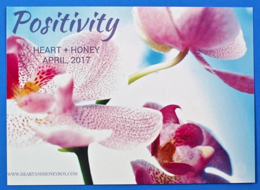 Heart + Honey box