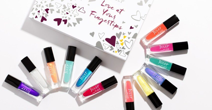 Julep FREE 12-Piece Polish Gift Set with Subscription – A $168 Value