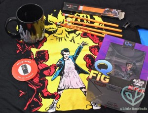 April 2017 Loot Crate review