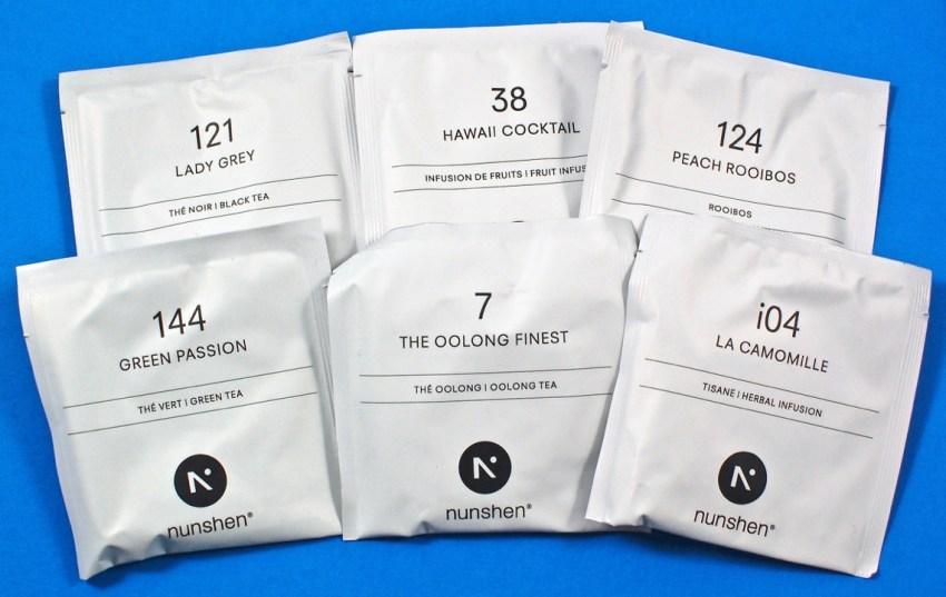 Nunshen tea