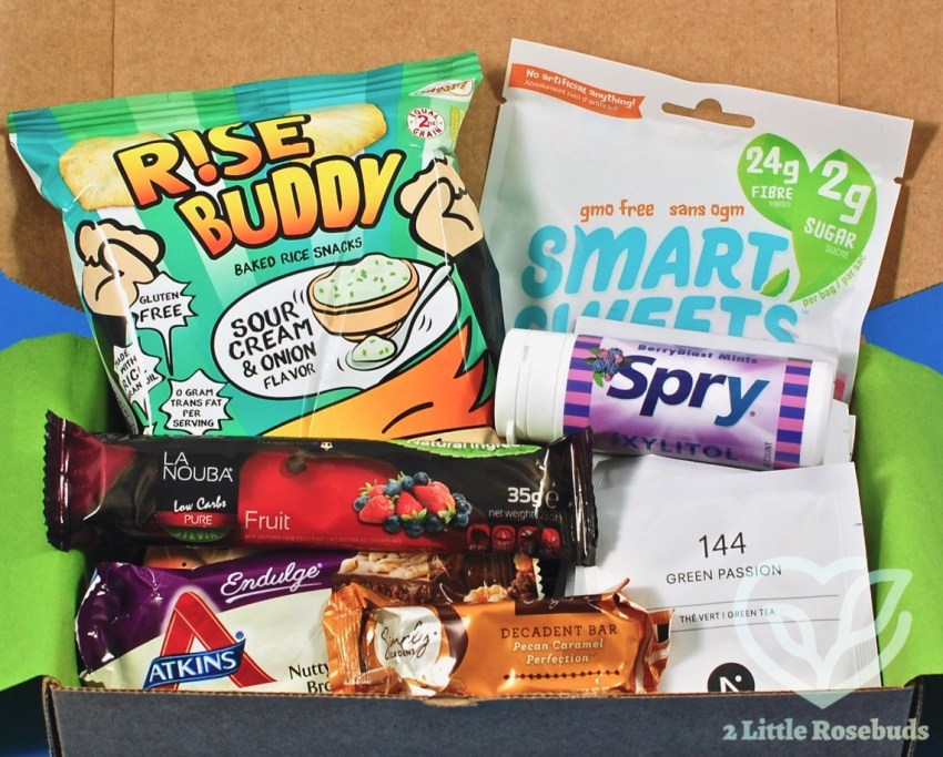 Sleek Treat April 2017 Subscription Box Review & 50% Off First Month