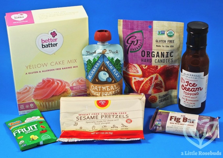 Tasterie April 2017 Allergy-Free Subscription Box Review