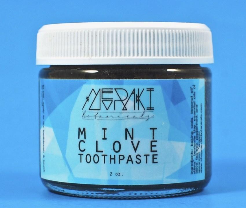 Meraki toothpaste