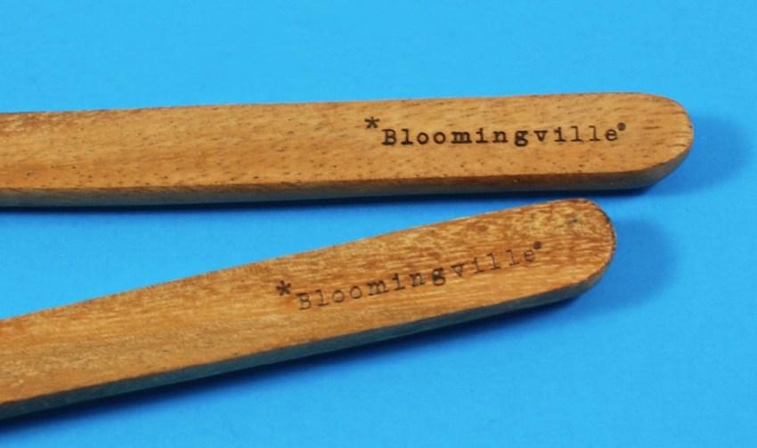 Acacia wood utensils