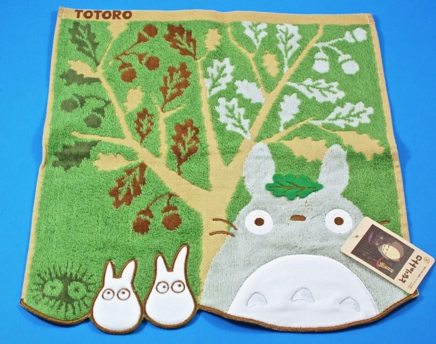 Totoro towel